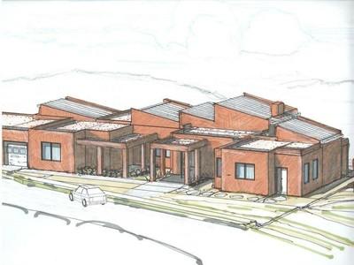 Maison unifamiliale for sales at 2362 Via Colibris 2362 Via Colibris (To Be Built) Santa Fe, New Mexico 87501 États-Unis
