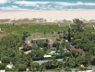"Single Family Home for sales at ""Windansea"" - Direct Oceanfront Estate 1545 N Ocean Way Palm Beach, Florida 33480 United States"