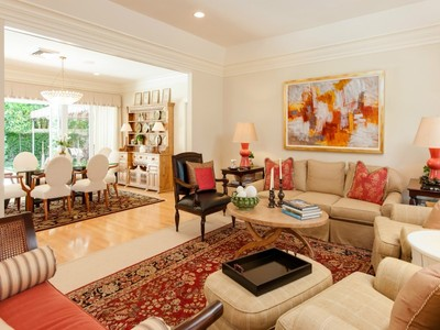 Single Family Home for sales at Charming Bermuda 217 Via Linda  Palm Beach, Florida 33480 United States