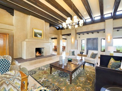 Single Family Home for sales at 7 Cholla Circle  Santa Fe, New Mexico 87506 United States
