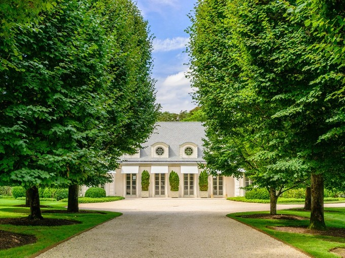 Single Family Home for sales at Designer's French Pavilion 306 Georgica Road   East Hampton, New York 11937 United States
