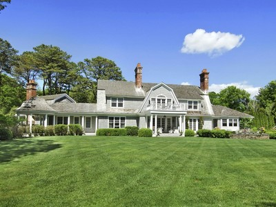 Single Family Home for sales at Custom Georgica Estate  East Hampton, New York 11937 United States