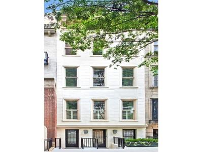 타운하우스 for sales at 110 East 78th Street  New York, 뉴욕 10021 미국
