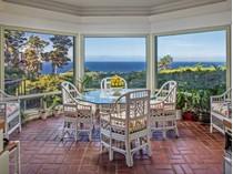 Частный односемейный дом for sales at Villa Fontana in the Carmel Highlands 229 A Lower Walden Road   Carmel Highlands, Калифорния 93923 Соединенные Штаты