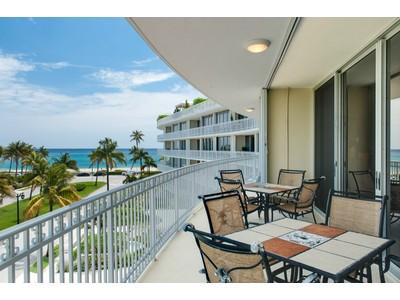 Кооперативная квартира for sales at 100 Royal Palm Way 100 Royal Palm Way G4 Palm Beach, Флорида 33480 Соединенные Штаты