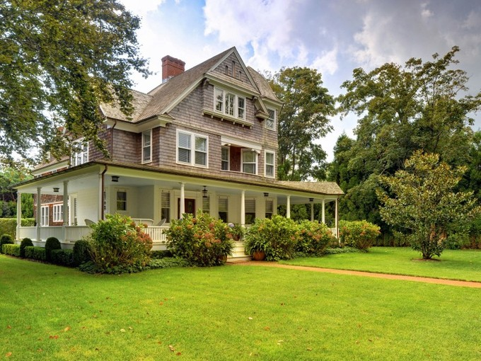 Single Family Home for sales at The Henry D. Hedges House  East Hampton, New York 11937 United States