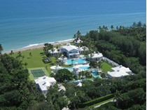 Vivienda unifamiliar for sales at Jupiter Island Oceanfront    Hobe Sound, Florida 33455 Estados Unidos