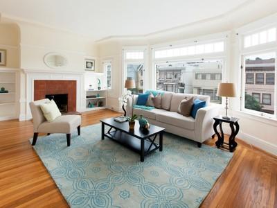 Condomínio for sales at Two-Unit Richmond Building 1426-1428 Cabrillo Street San Francisco, Califórnia 94118 Estados Unidos