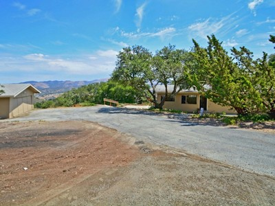 Single Family Home for sales at Above the Fog 291 Laureles Grade Road Carmel Valley, California 93924 United States