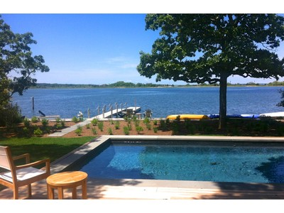 Single Family Home for sales at Perfect Sunsets on Sag Harbor Cove  Sag Harbor, New York 11963 United States