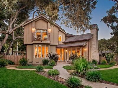 Tek Ailelik Ev for sales at Pebble Beach Paradise 3137 Stevenson Drive  Pebble Beach, Kaliforniya 93953 Amerika Birleşik Devletleri