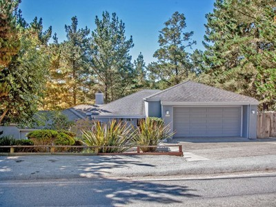 Single Family Home for sales at The perfect floor plan and setting.... 4049 Costado Road Pebble Beach, California 93953 United States