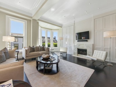 Single Family Home for sales at Exquisite Presidio Wall Home   San Francisco, California 94118 United States