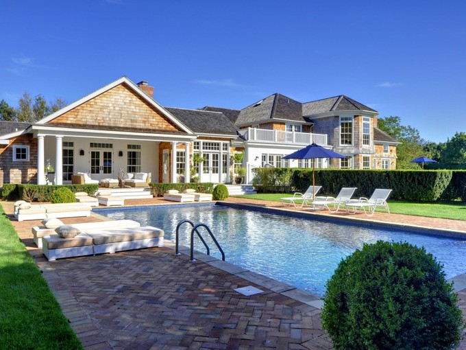 Single Family Home for rentals at Bridgehampton South    Bridgehampton, New York 11932 United States