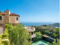 Single Family Home for sales at Exquisite Mediterranean Villa 1545 Lachman Lane   Pacific Palisades, California 90272 United States