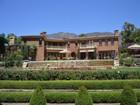 一戸建て for  sales at Serra Retreat Italianate Estate 3551 Cross Creek Lane  Malibu, カリフォルニア 90265 アメリカ合衆国