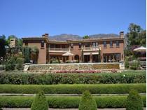 Частный односемейный дом for sales at Serra Retreat Italianate Estate 3551 Cross Creek Lane   Malibu, Калифорния 90265 Соединенные Штаты