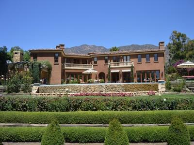 Tek Ailelik Ev for sales at Serra Retreat Italianate Estate 3551 Cross Creek Lane  Malibu, Kaliforniya 90265 Amerika Birleşik Devletleri
