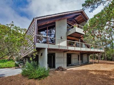 Tek Ailelik Ev for sales at Fabulous Estate Property in Pebble Beach 3188 Palmero Way  Pebble Beach, Kaliforniya 93953 Amerika Birleşik Devletleri