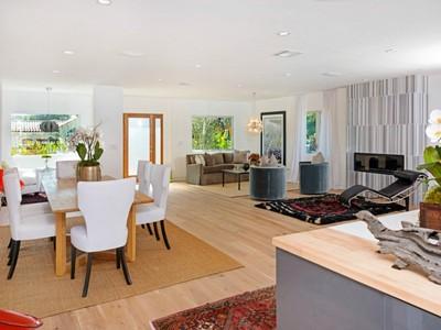 Maison unifamiliale for sales at 506 North Crescent Heights  Los Angeles, Californie 90048 États-Unis