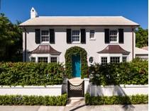 "Villa for sales at Tastefully Renovated In-Town  ""Gem"" 233 Barton Ave   Palm Beach, Florida 33480 Stati Uniti"