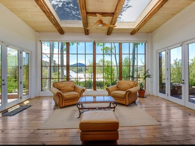 Single Family Home for sales at 1402 Cerro Gordo  Santa Fe, New Mexico 87501 United States