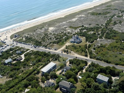 Single Family Home for sales at Beach Compound with Bates Masi  Amagansett, New York 11930 United States