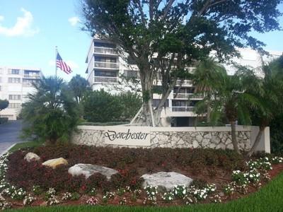 Condomínio for sales at Dorchester - Palm Beach 3250 S Ocean Blvd Apt 108n Palm Beach, Florida 33480 Estados Unidos