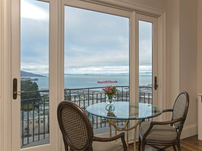 Co-op for sales at Stunning Russian Hill View Cooperative 2164 Hyde St Apt 715  San Francisco, California 94109 United States