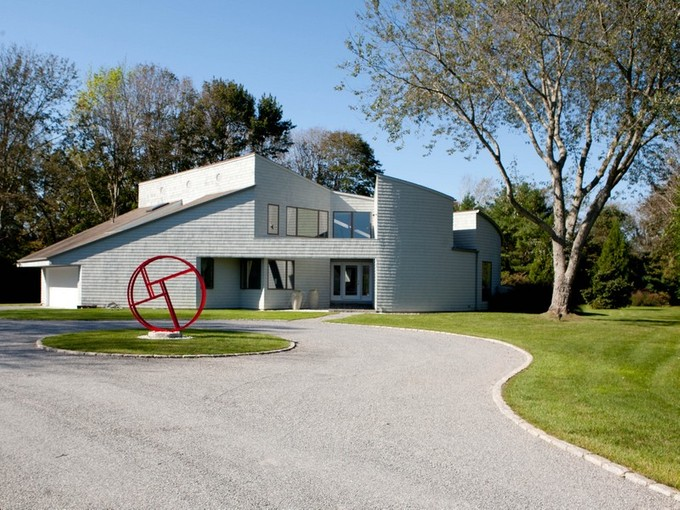 Single Family Home for rentals at East Hampton Modern    East Hampton, New York 11937 United States