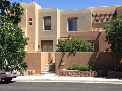 Townhouse for sales at 51-C Canada Del Rancho 51 Canada Del Rancho  Santa Fe, New Mexico 87508 United States