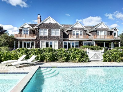 Single Family Home for sales at Water Mill - Tennis and Farmfield Vistas  Water Mill, New York 11976 United States