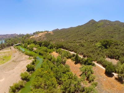 Land for sales at River Rock Ranch - Approx. 35 Acres 29474 Lake Vista Drive Agoura Hills, California 91301 United States