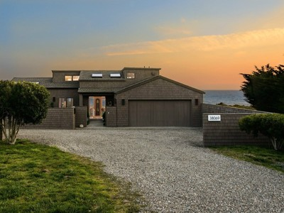 Single Family Home for sales at Jewel by the Sea 38069 Breaker Reach The Sea Ranch, California 95497 United States