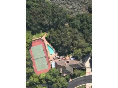 Single Family Home for sales at English Country Tennis Court Estate 3980 Skelton Canyon Circle Westlake Village, California 91362 United States
