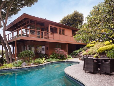 Single Family Home for sales at Best of Belvedere with Ultimate Views 77 Belvedere Ave Belvedere, California 94920 United States