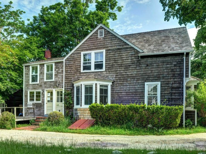 Single Family Home for sales at Village Historic Home on a Lovely Lane  East Hampton, New York 11937 United States