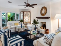 Maison unifamiliale for sales at Charming Renovated Mediterranean In Town 315 Seabreeze Ave   Palm Beach, Florida 33480 États-Unis