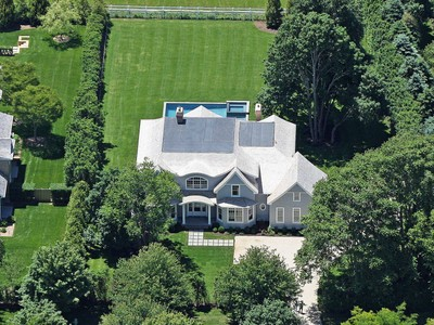 Single Family Home for sales at New Construction on Horse Farm Reserve 8 Meadow Court  Bridgehampton, New York 11932 United States