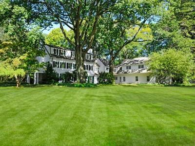 Einfamilienhaus for sales at Deer Park 15 Deer Park Meadow Road Greenwich, Connecticut 06830 Vereinigte Staaten