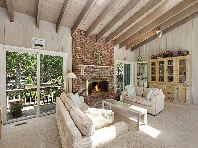 Single Family Home for sales at Waterfront Beach House  East Hampton, New York 11937 United States