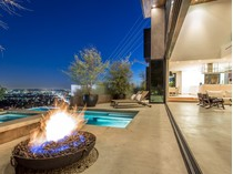 Single Family Home for sales at Timeless Design on the Sunset Strip 1401 Queens Way   Los Angeles, California 90069 United States