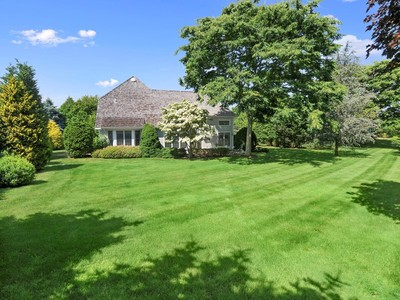 Single Family Home for sales at Private and Serene Home Near Ocean   Southampton, New York 11968 United States