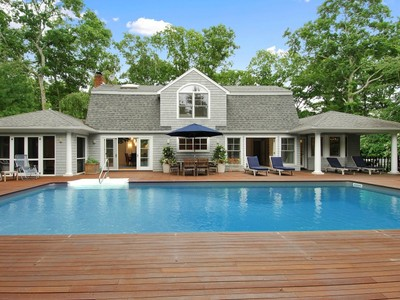 Single Family Home for sales at Pristine and Peaceful Wainscott South  Wainscott, New York 11975 United States