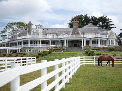Casa Unifamiliar for sales at Steeplechase Farm 429 Taconic Road  Greenwich, Connecticut 06831 Estados Unidos