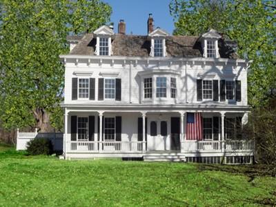 Nhà ở một gia đình for sales at Brush-Lockwood House 295 Taconic Road Greenwich, Connecticut 06831 Hoa Kỳ