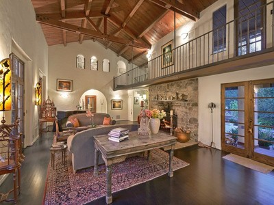 for sales at Spanish Colonial Revival Villa 2942 Bird Rock Road Pebble Beach, California 93953 Stati Uniti