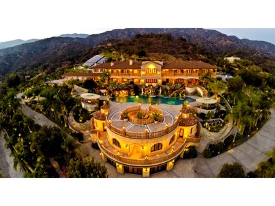 for sales at Magnificent Mediterranean Estate    Bradbury, California 91008 Estados Unidos
