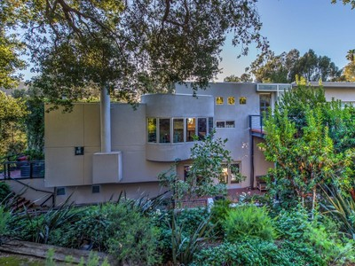Single Family Home for sales at Architectural Gem 7550 Mulholland Drive Los Angeles, California 90046 United States