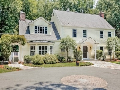 for sales at Gorgeous Renovation 98 Londonderry Drive Greenwich, Connecticut 06830 United States